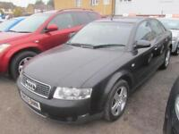 2003 Audi A4 Saloon 1.9D TDi 130 SE Diesel black Manual