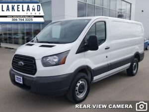 2016 Ford Transit-250 130 WB Low Roof Cargo  - Rear Barn Doors -