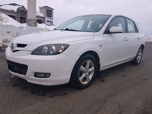 2009 MAZDA 3 HATCH AUTO NEW MVI  $3980