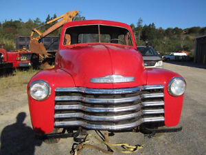 1952 Chevy pick up for sale