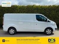 2017 Ford Transit Custom 290 Limited 2.0 TDCI L2 H1 PANEL VAN - EURO 6