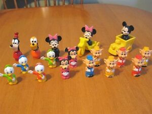 FISHER PRICE LITTLE PEOPLE DISNEY VINTAGE FIGURES