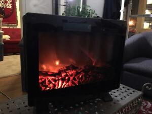 Electric Heater Simili Fireplace