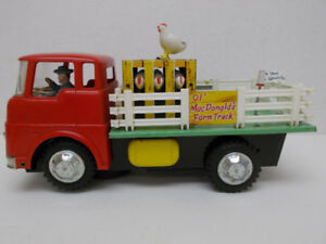 TOY TRUCK - Tin Plate Japan