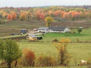 Private 85 Acre Farm