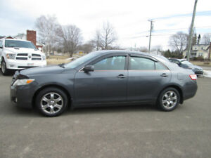 2010 TOYOTA CAMRY LE TRADE WELCOME