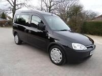 Vauxhall Combo Diesel Automatic WINCH Wheelchair Disabled Access Car WAV