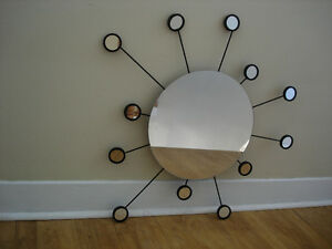 BLACK IKEA MIRROR