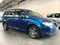 2009 Volkswagen Touran 1.9 TDI SE 5dr (7 Seats)