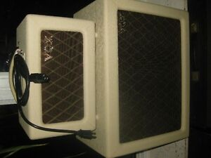Vox AC4TVH and Cab