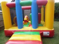 Hot tub and Bouncy castle hire from £50
