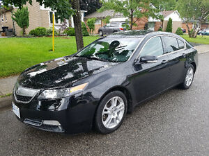 2012 Acura TL AWD SH TECHPACK Sedan