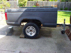 6 foot box trailer NEW PRICE