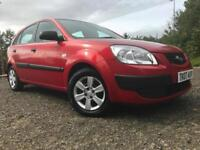 *12 MTHS MOT*2007(07)KIA RIO 1.4 ICE AUTOMATIC 5DR SAME LADY OWNER FOR 6 YEARS*