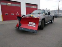 Residential & Commercial Snow Plowing