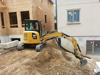 EQUIPMENT RENTAL,MINI EXCAVATOR,TRACK LOADER SKID STEER