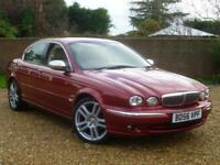 2006 56, Jaguar X-TYPE 2.2D SE saloon Manual ++ STUNNING COLOUR COMBO!!