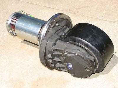 Mankato Motor And Wheel Towmotor Assembly 5b-2425255c  -new-