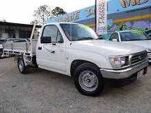 *** DIESEL HILUX *** VERY CLEAN & TIDY *** FINANCE ME TODAY *** Daisy Hill Logan Area Preview