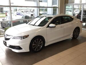 Acura TLX SH-AWD TECH PACK 2016