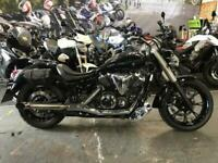2012 12 YAMAHA XVS 950 MIDNIGHT STAR * LOW MILEAGE, GREAT CNDT, LOUD PIPE*