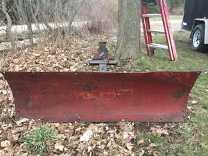 5' ATV Snow Plow .