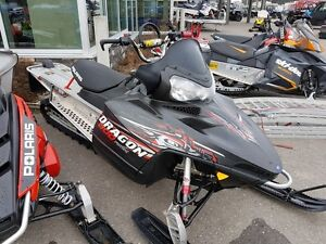 2010 Polaris RMK 800 Dragon (155-Inch) Prince George British Columbia image 2
