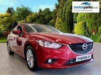 2018 Mazda 6 2.2d SE-L Nav 4dr Manual Diesel Saloon