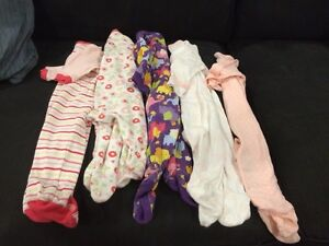 3-12 month girls clothing - large lot