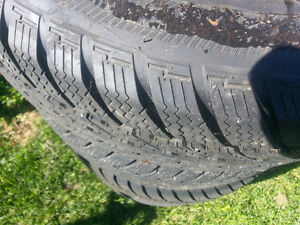 Winter Tires / Pneus d'hiver 195/65R15 Gatineau Ottawa / Gatineau Area image 3