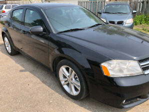 2012 Dodge Avenger/Good Condition/Alloy rims/Runs well