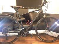 Specialized cross trail sport, bike