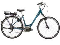 Raleigh Captus Low Step Electric Bike NEW