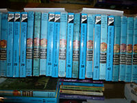 HARDY BOYS BOOK SET VOLUMES 1 - 58