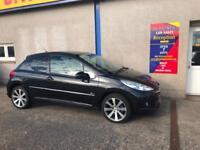 Peugeot 207 1.6 VTi 120 Allure