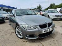 2011 BMW 3 Series 2.0 320d M Sport 2dr Coupe Diesel Automatic