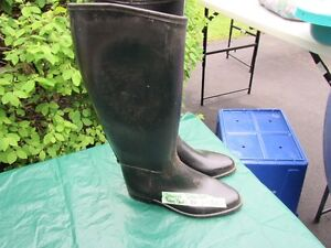 Cottage Craft Insulated Rubber Riding Boots Sz 61/2-7 $30.00