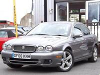 2008 Jaguar X Type 2.2 D SE 4dr 4 door Saloon