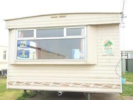Static Caravan Dymchurch Kent 2 Bedrooms 6 Berth Cosalt Pentire 2003 New Beach