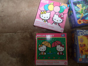 Kids Puzzles Hello Kitty