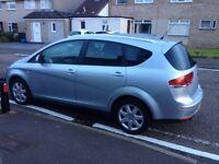 Seat altea xl 1.9 diesel 1.9. 57 (2008)