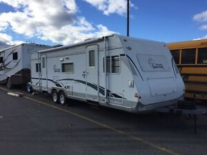 Roulotte / Trailer / Camper RV Grand Surveyor GS272 2004
