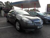 11 (11) VAUXHALL INSIGNIA 2.0 EXCLUSIV CDTI 5DR FULL DEALER SERVICE HISTORY