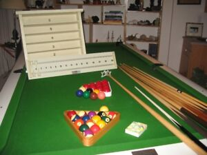 Pool table - owner very motivate to sell