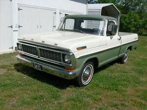 1967-1972 Ford F100