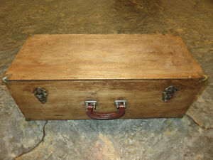 Antique Carrying Chest
