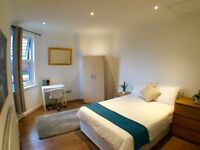 LUXURIOUS BEDSIT IN DORSET HOUSE NW1 - BILLS INCLUDED