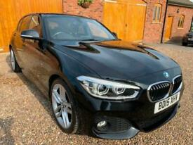 2015 BMW 118 2.0TD M Sport 150 bhp ONLY 33,000 MILES 2 OWNERS IMMACULATE