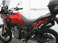 HONDA CRF1000L AFRICA TWIN ABS 2017 - 793 Miles