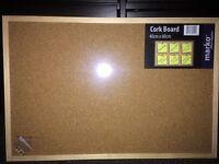 40cmx60cm cork board